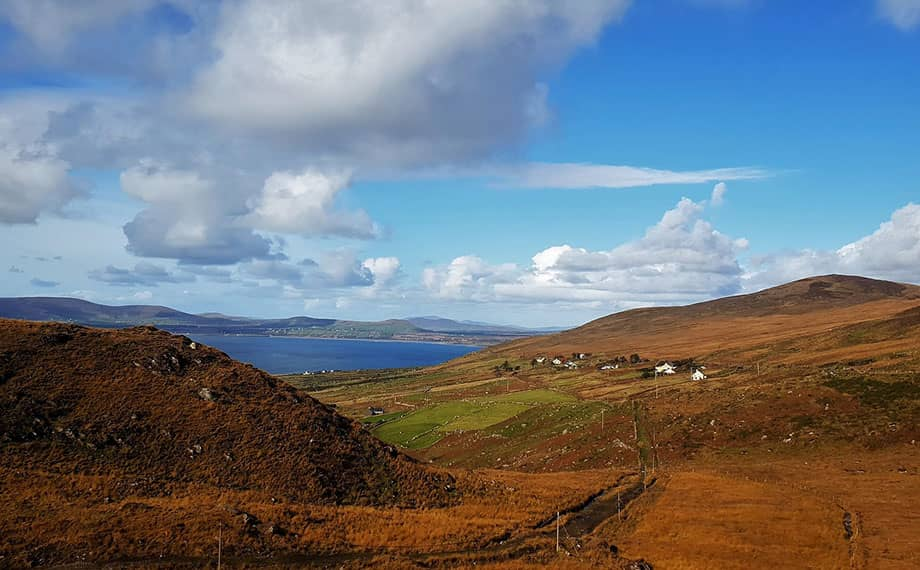 Der Ring of Kerry und die Dingle-Halbinsel