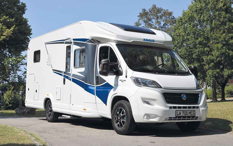 Knaus L!ve Wave 700 MEG