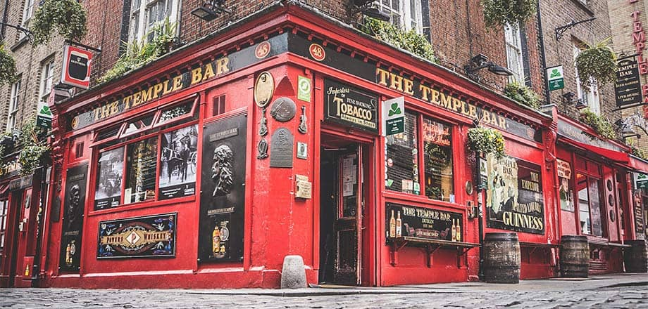 Pub Irland Dublin Temple Bar